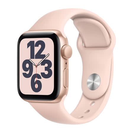 Apple Watch SE GPS 44mm 金色