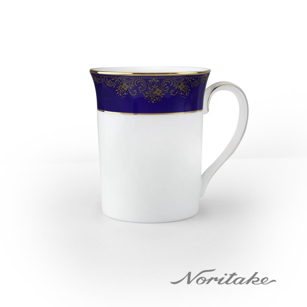 【日本Noritake】藍色樂章馬克杯-新品發售