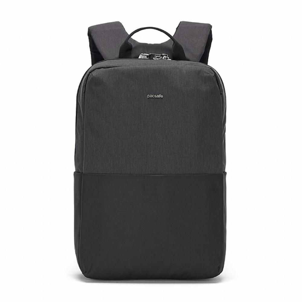 Pacsafe INTASAFE X SLIM 15吋防盜簡易商務電腦後背包 (20L) 黑色