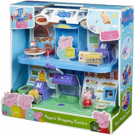 Peppa Pig 粉紅豬小妹 豪華購物遊樂場