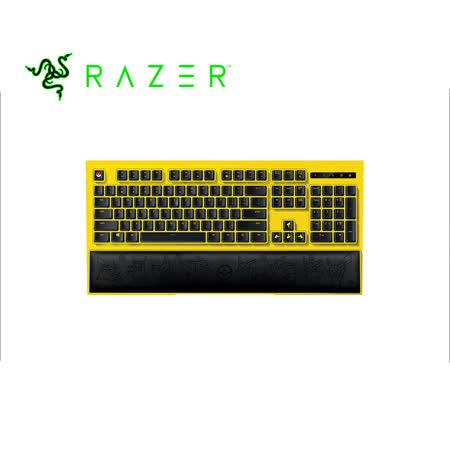 Razer 皮卡丘限定款雨林狼蛛電競鍵盤