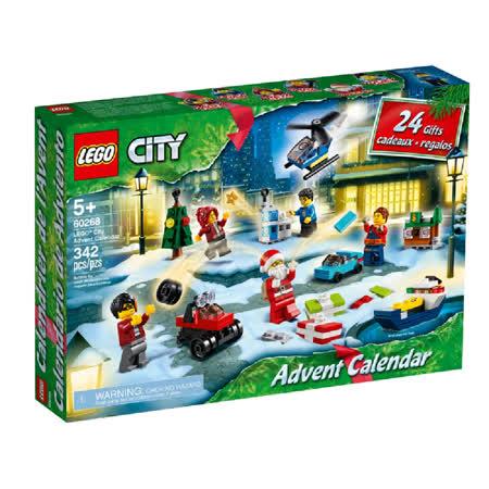 LEGO 樂高積木 城市驚喜月曆