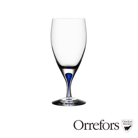 瑞典Orrefors 藍色之舞調酒杯470ml