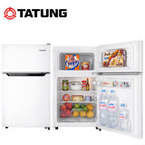 TATUNG大同 (TR-B197HM)97公升雙門冰箱 送安裝免樓層費