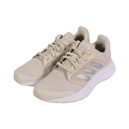 ADIDAS 女 網布休閒緩震慢跑鞋