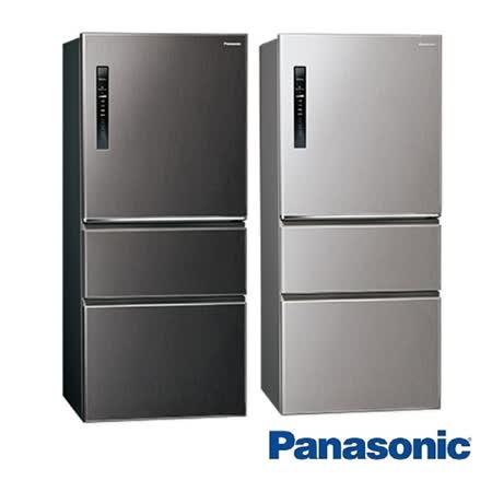Panasonic 國際牌 三門 610L一級能效變頻電冰箱