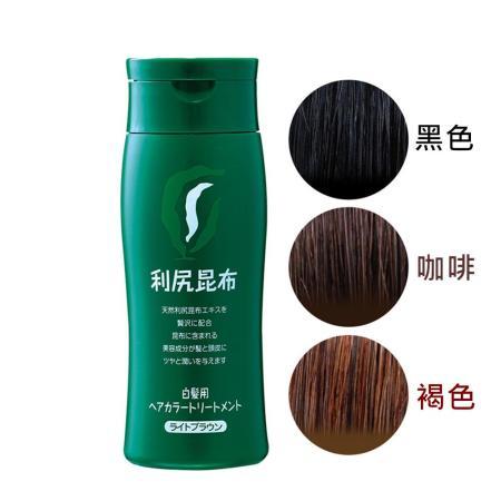 Sastty日本利尻 昆布白髮染髮劑200g