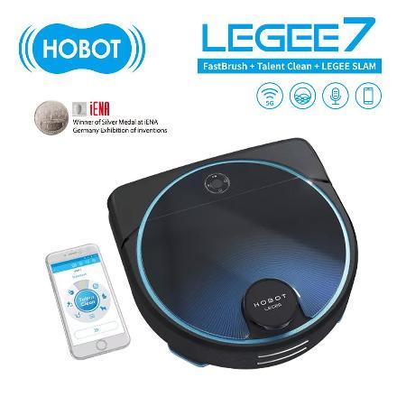 HOBOT 玻妞-雷姬 拖地機器人LEGEE7
