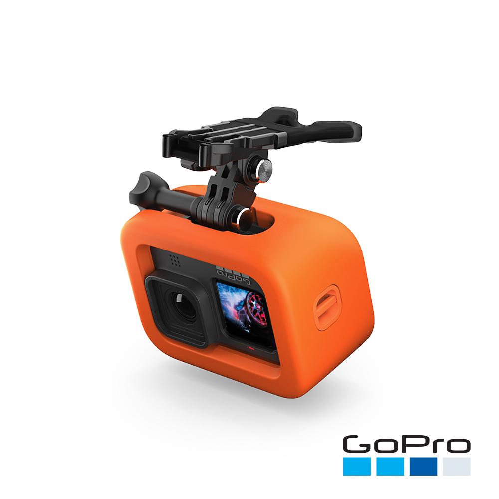 【GoPro】HERO9 嘴咬式固定座+Floaty ASLBM-003 (忠欣公司貨)