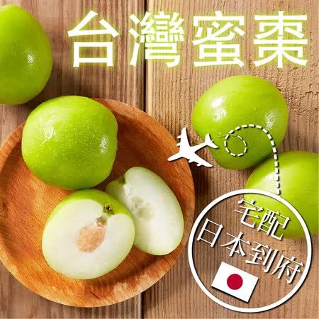 芯安鮮果台灣神農蜜棗2.5kg