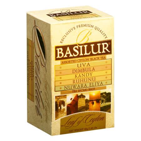 買一送一【BASILUR】 錫蘭紅茶 40G