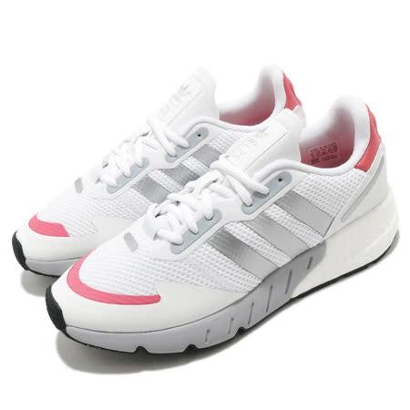 adidas 女休閒跑鞋  ZX 1K Boost