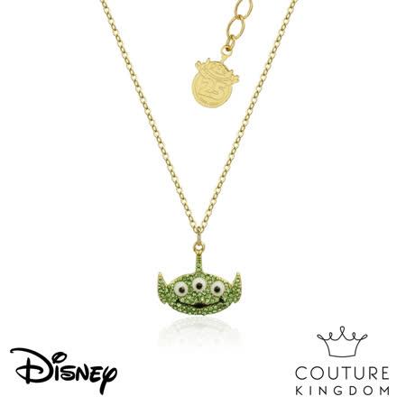 Disney Jewellery 三眼怪水晶項鍊