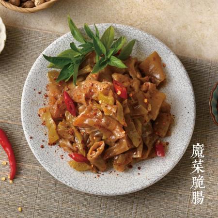 島瓜滷味 魔菜脆腸 200g/包