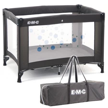 EMC 輕巧型遊戲安全嬰兒床