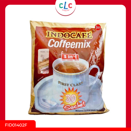 印尼 INDOCAFE Coffee Mix 3in1 三合一咖啡 30x20g/袋