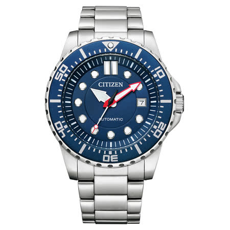 CITIZEN 都會紳士機械腕錶