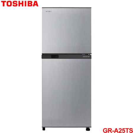 TOSHIBA東芝 192L 雙門冰箱GR-A25TS