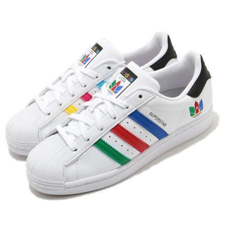 adidas Superstar 貝殼頭復古男女鞋