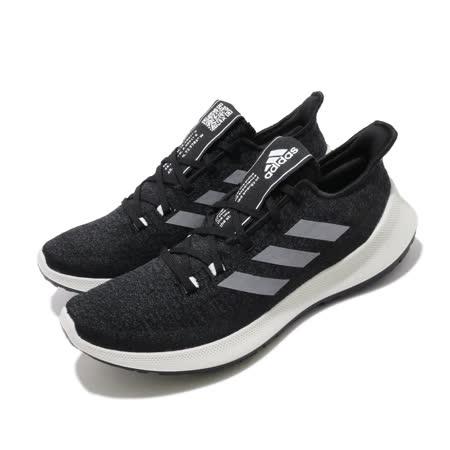 adidas 男慢跑鞋 SenseBOUNCE