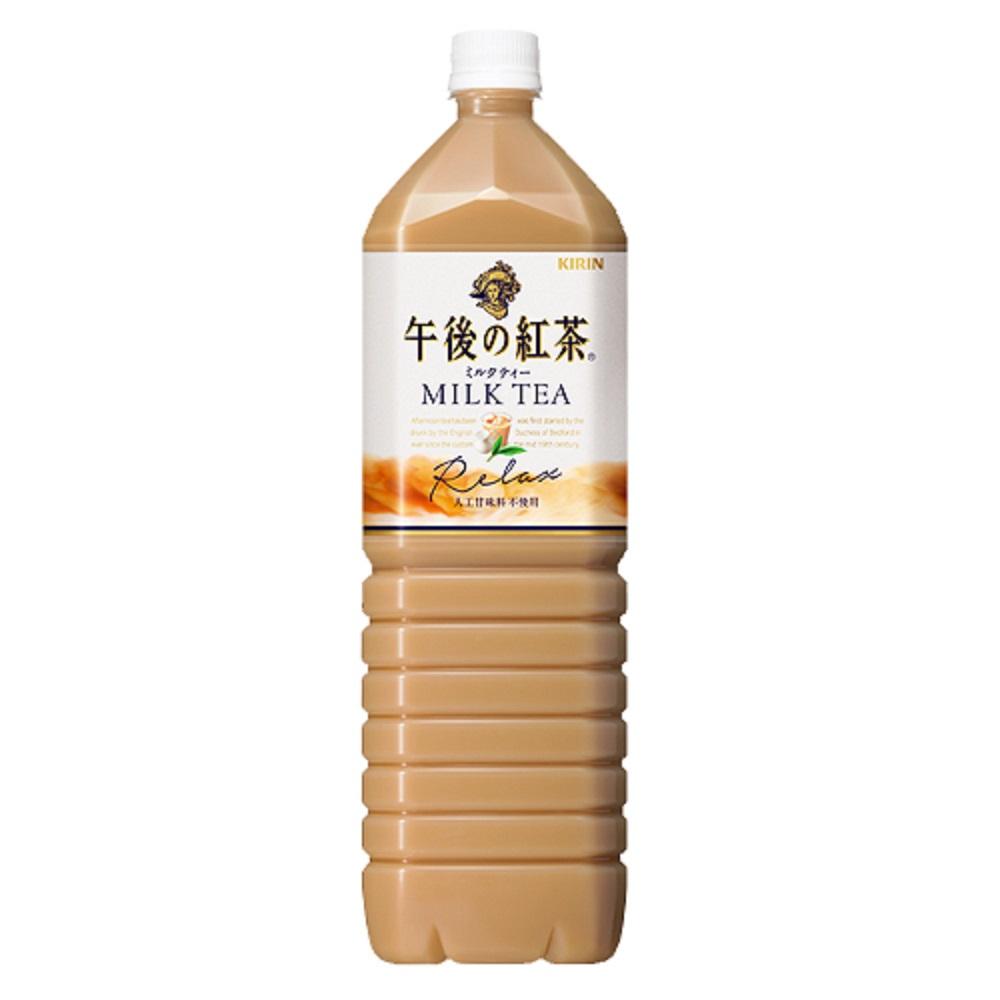 【KIRIN】午後紅茶 (奶茶) 1.5L