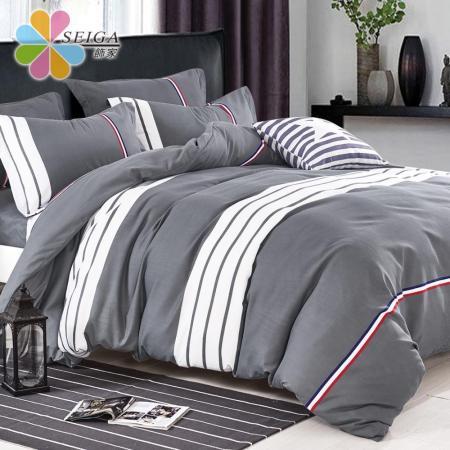 MIT高級舒柔棉 四件式床罩兩用被組
