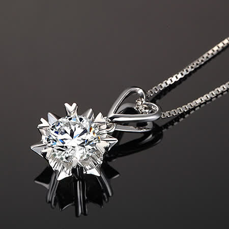 【BRILLMOND JEWELRY】星光閃耀GIA 30分鑽墜(H/I1 PT950鉑金台)