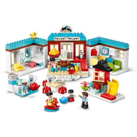 LEGO樂高積木  得寶系列-快樂童年