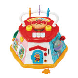 ANPANMAN 麵包超人-麵包超人 促進發育~大型趣味嬰兒遊戲盒(8m+/益智玩具)