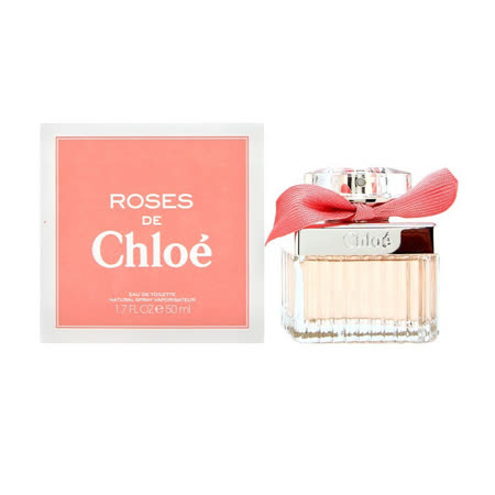 CHLOE  玫瑰淡香水50ml
