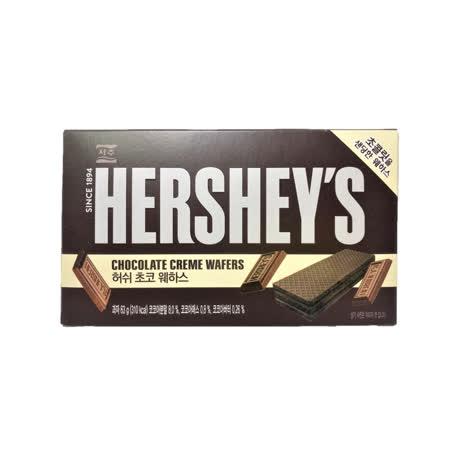 Hershey's 巧克力威化餅63g