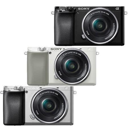 SONY A6100L  16-50mm 變焦鏡組