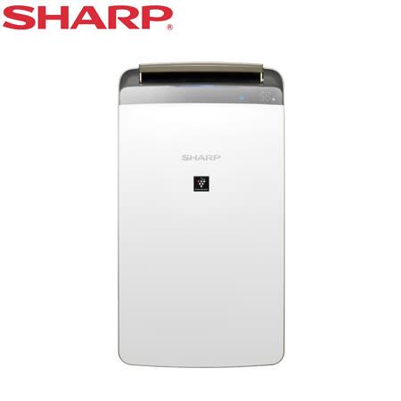 SHARP夏普 自動除菌離子 清淨除濕機 DW-LJ18T-N