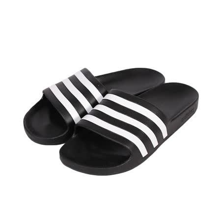 ADIDAS 男女 防水運動休閒拖鞋