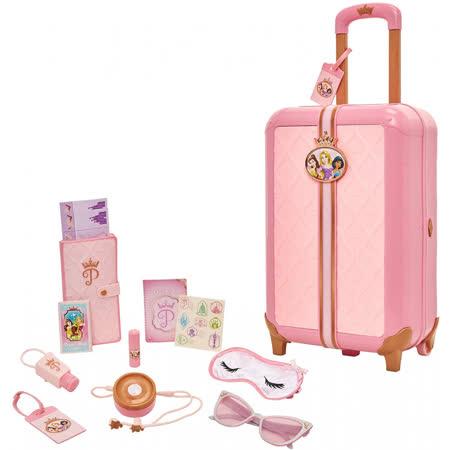 Disney迪士尼 公主粉紅手拉箱