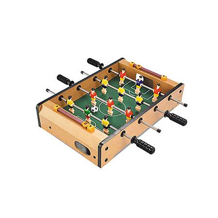 木質桌上型 迷你四桿足球台