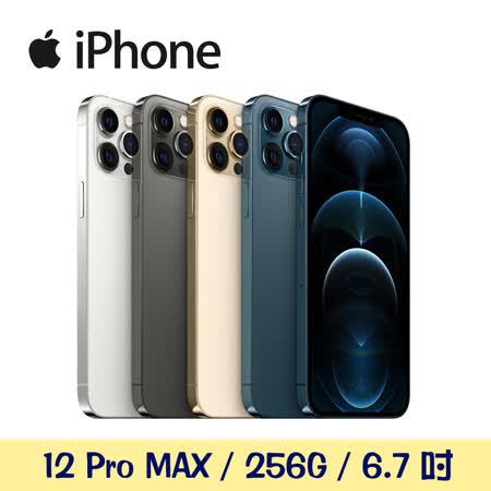 Apple iPhone 12 Pro MAX 256G【贈玻璃保貼+保護套】