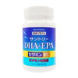 SUNTORY魚油 DHA&EPA+芝麻明E (120顆)