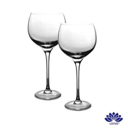 LOTUS 格拉特紅酒杯2入組