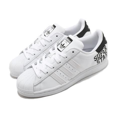 adidas 女休閒鞋  Superstar 海外限定款