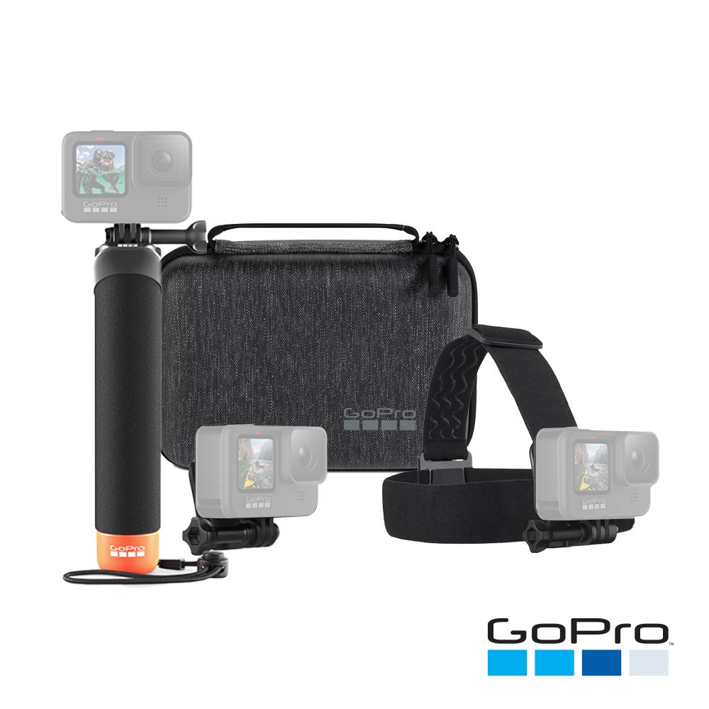 【GoPro】運動探險套件組2.0 AKTES-002 (忠欣公司貨)