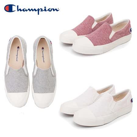 Champion 女款休閒懶人鞋