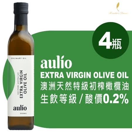 獵人谷之夢 特級初榨橄欖油共6瓶
