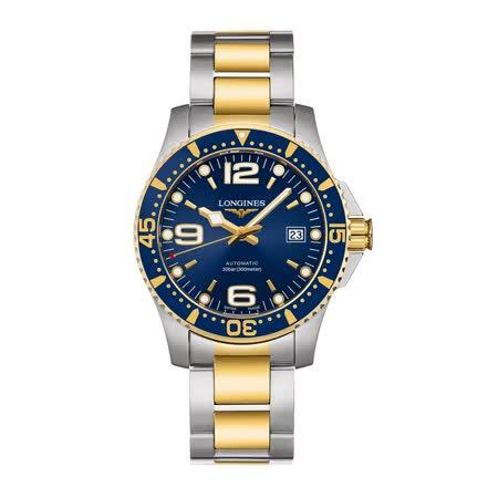 LONGINES 浪琴 深海征服者機械腕錶