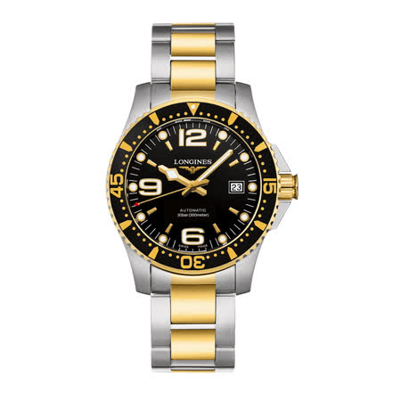 LONGINES 浪琴 康卡斯潛水系列 深海征服者機械腕錶 L37423567 / 41mm