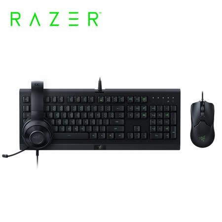 Razer Power Up Bundle  3合1有線套組