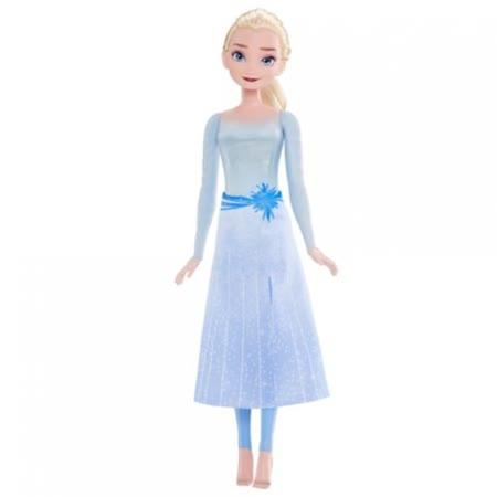 Disney迪士尼  冰雪奇緣2閃亮艾莎戲水組
