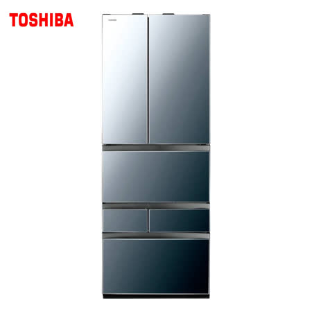 TOSHIBA 東芝 601L 變頻冰箱 GR-ZP600