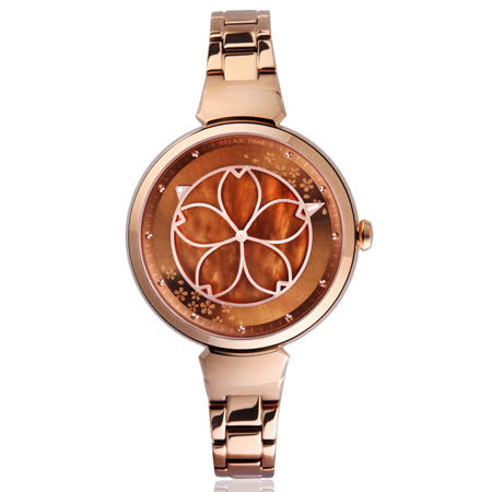 RELAX TIME 年度錶款 ‧ 綻放系列