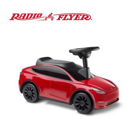 RadioFlyer   特斯拉聯名款滑步車